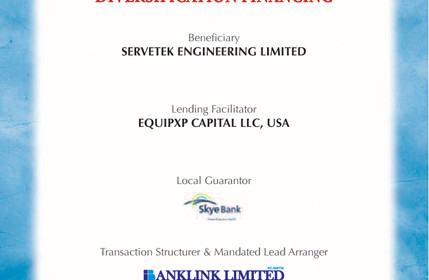 Servetek Engineering Limited