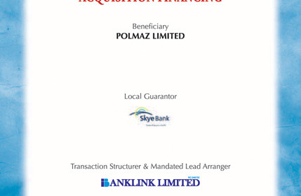 Polmaz Limited