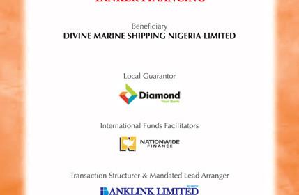 Divine Marine Shipping Nigeria Limited