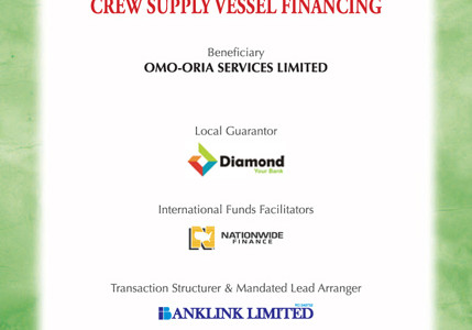 OMO-ORIA Services Limited