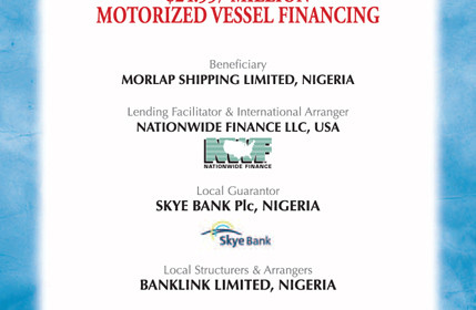 Morlap Shipping Limited, Nigeria