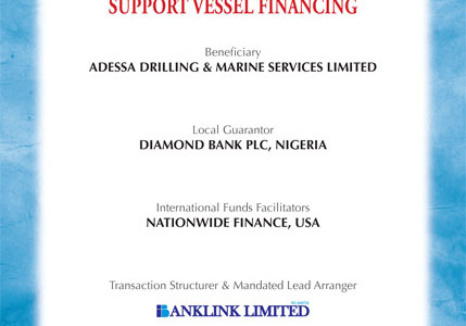 Adessa Drilling & Marine Services Limited